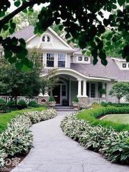 绿色大地帮您打造唯美欧式别墅景观