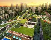 别墅私家花园,别墅庭院设计,郑州别墅庭院设计