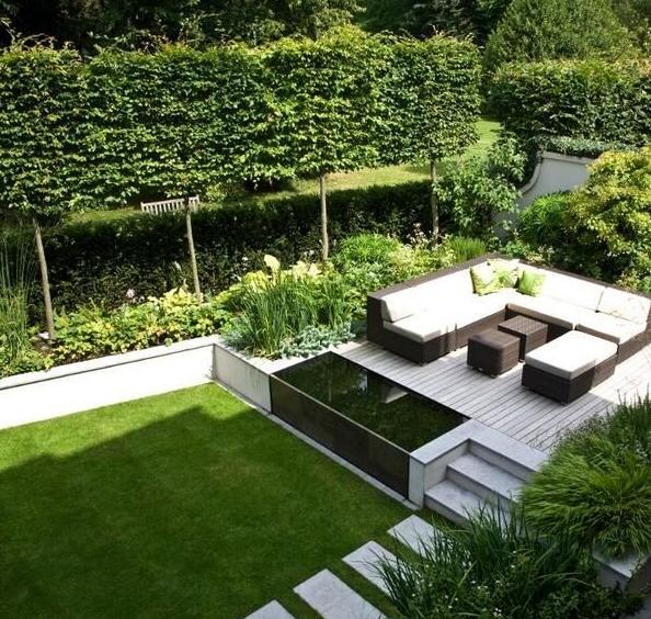景观私家庭院设计