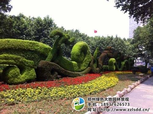景观绿雕的优点与要求有哪些